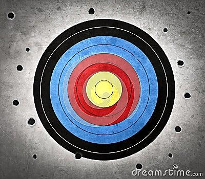 Bad aiming