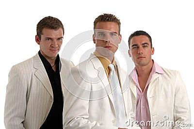 Bad Boys in White
