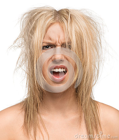 Free Bad Hair Day Stock Images - 32199744