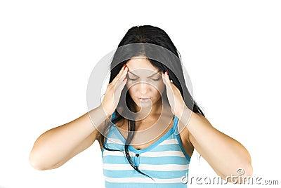 Bad headache