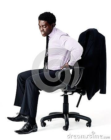 Bad posture back pain