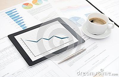 Bad sales on modern tablet computer