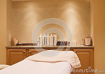 Badekurort-Behandlung-Raum
