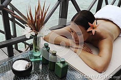 Badekurortbehandlung