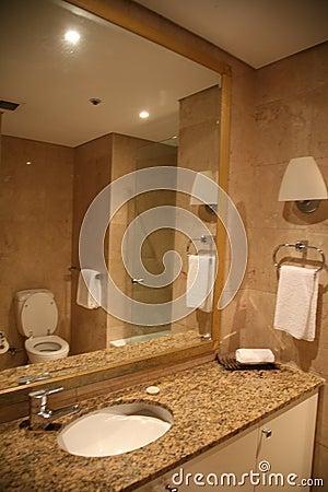 Badezimmer im marmor stockfoto bild 13375770 - Marmor badezimmer ...