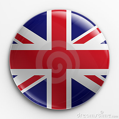 Badge - Union Jack