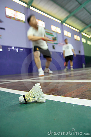 Free Badminton Stock Image - 10605411