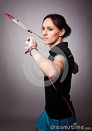 Free Badminton Stock Images - 23686114