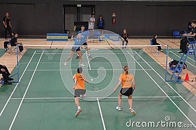 Badminton championship Editorial Image