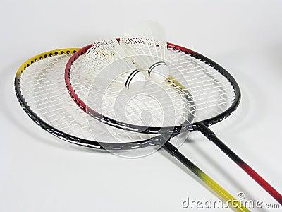 Badminton mig raquets