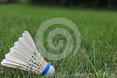 Badminton Shuttlecock lub ptaszyna