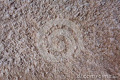 Badwater Basin Death Valley salt textures macro