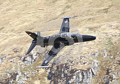 BAE systems T2 Hawk jet Editorial Image