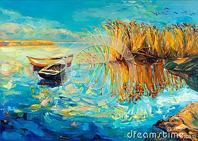 Baeutiful lake
