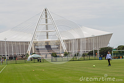 Bafana Bafana Gordon Egesund Stadium Editorial Stock Photo