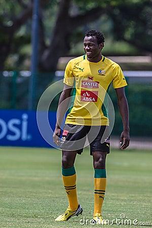 Bafana Bafana Team Captain Editorial Photography