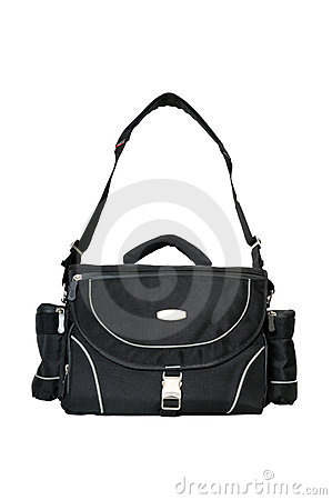 Free Bag For A Camera Royalty Free Stock Photography - 11931157