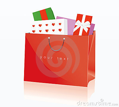 Bag of gifts