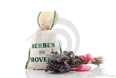 Bag herbs and Lavender