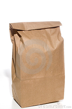 Free Bag Lunch Stock Photos - 5377243