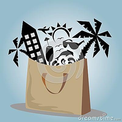 The bag summer
