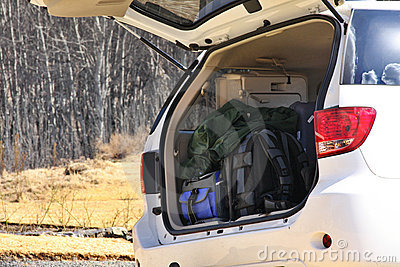 Bagażu samochodowy bagażnik