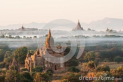 Bagan塔