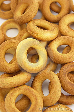 Free Bagels Stock Photography - 7869032