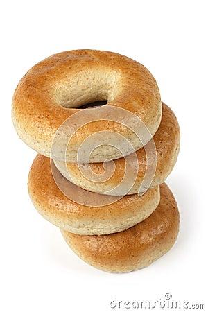 Free Bagels Stock Image - 8802941