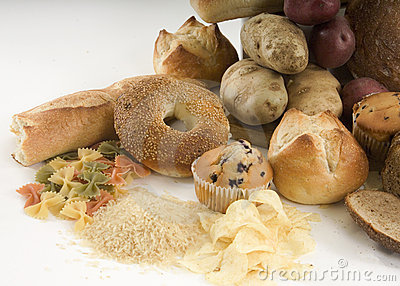 Bagels and other carbs