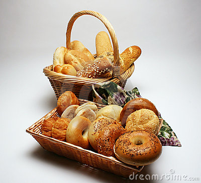 Bagels and Rolls