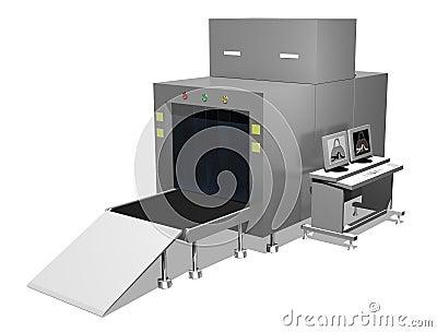 Baggage scanner