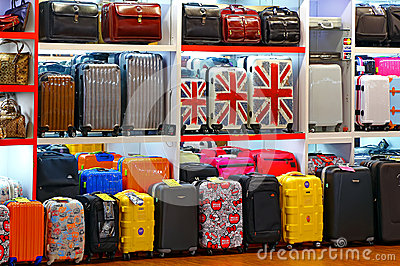 Fashion Bags Luggage Store Stock Photos, Images, & Pictures - 220 ...