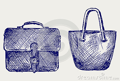 Bags sketch