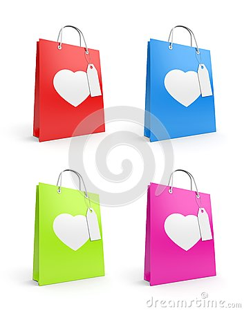 Bags for valentine s day