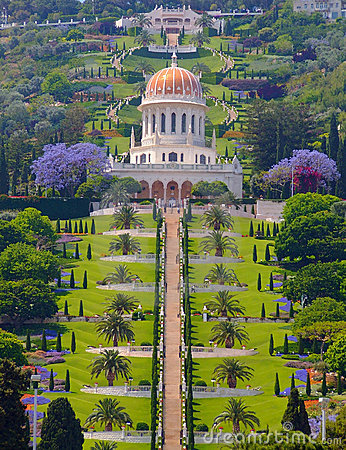 Free Bahai Temple In Haifa Stock Images - 5334724