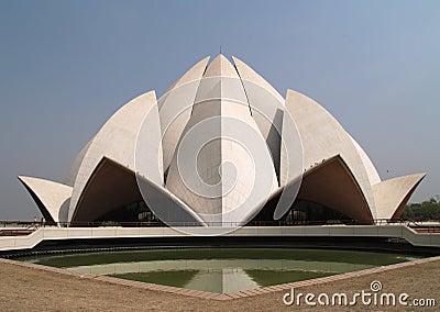 Bahai Temple India