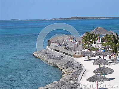 Bahamas shore