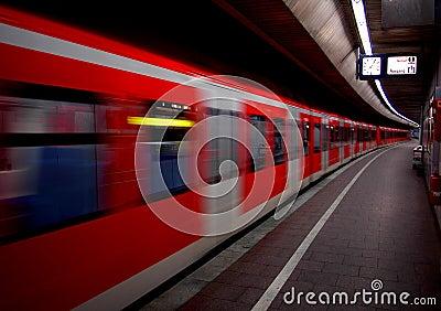 Bahn.