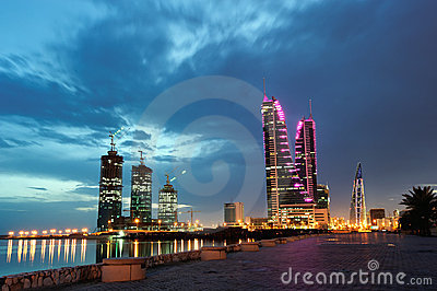 Bahrain Financial Harbour, Manama