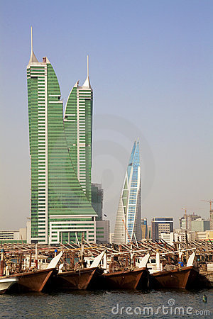 Bahrain Financial Harbour, Manama, Bahrain