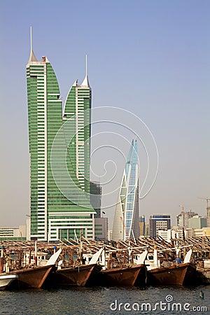 Bahrain Financial Harbour, Manama, Bahrain