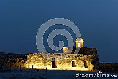 Bahrain Fort - 1