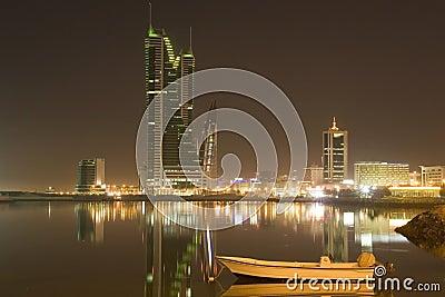 Bahrain - Night scene