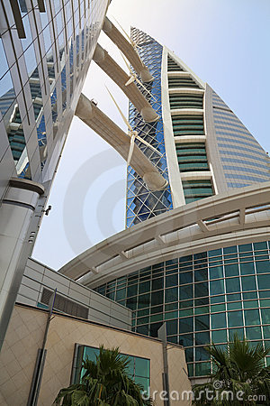Bahrain World Trade Center, Manama, Bahrain