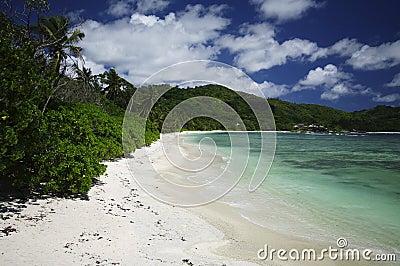 Baie Lazare, Tropical paradise, Seychelles