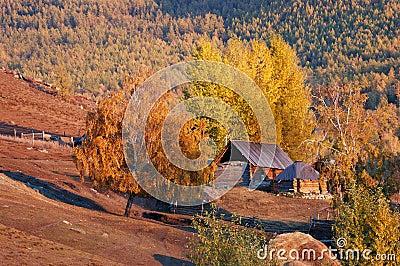 Baihaba Village