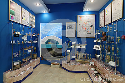 Baikal Museum Editorial Stock Image