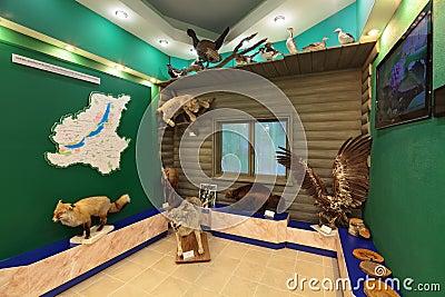 Baikal Museum Editorial Photo