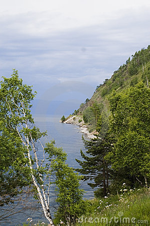 The Baikal open spaces!